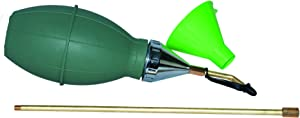 Puff-D 512 Puffy-D Bulb Insecticidal Duster, Green
