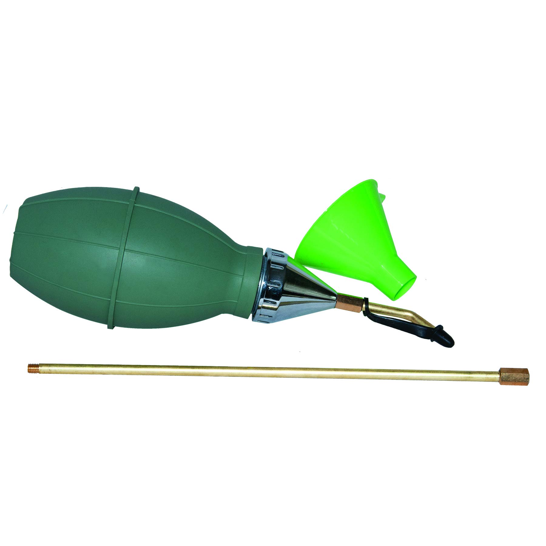 Puff-D 512 Puffy-D Bulb Insecticidal Duster, Green by Puff-D
