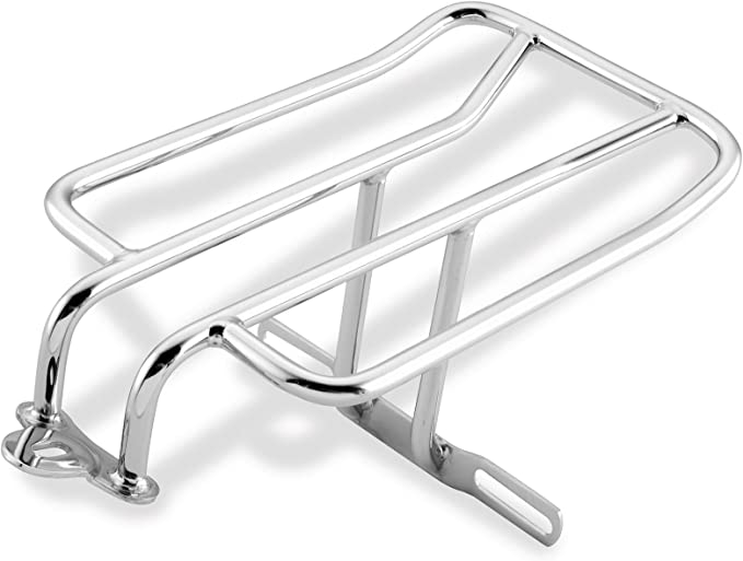 One Size Bikers Choice Luggage Rack for Harley Davidson 1991-2005 Dyna Models with Solo