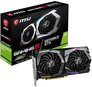 MSI GeForce GTX 1660 Ti GAMING X 6G Graphics Card [Official Domestic]