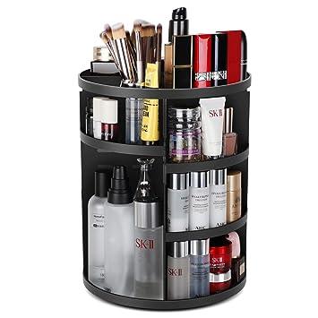 Amazon.com: Organizador de maquillaje Syntus con rotación de ...