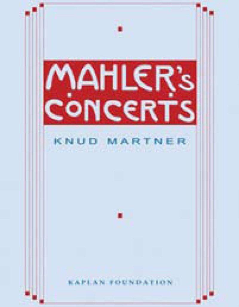 Read Online Mahler's Concerts PDF