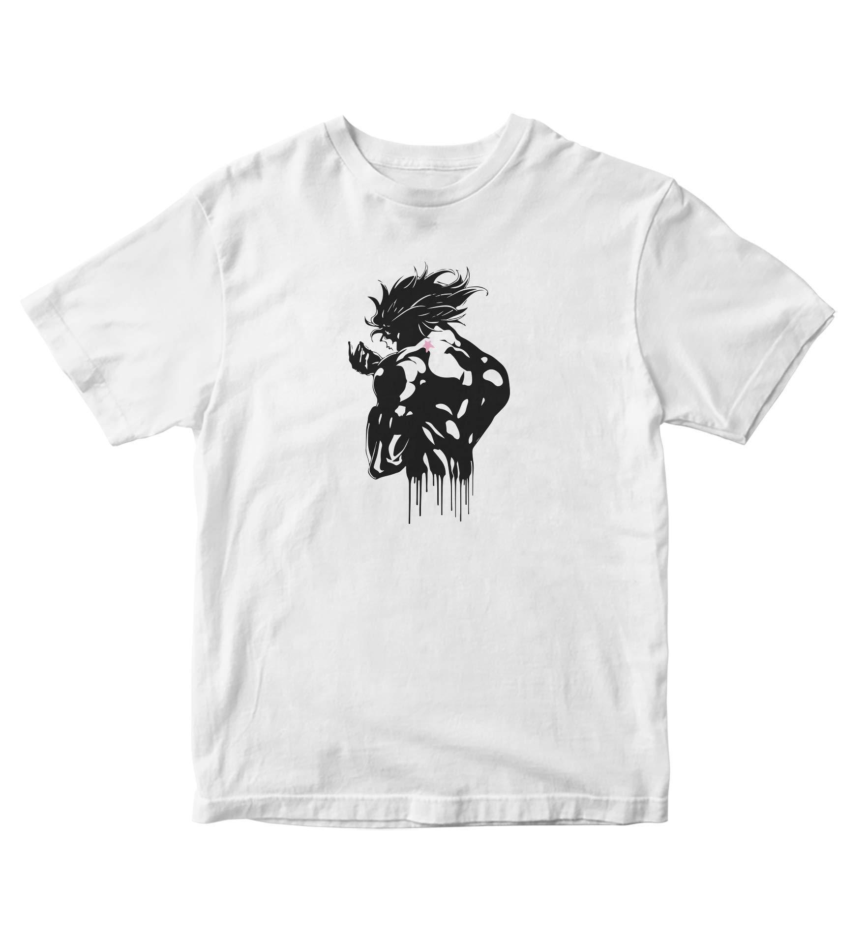 Tjsports Jojos Bizarre Adventure Shirt Dio Brando Anime Manga S Shirt A756