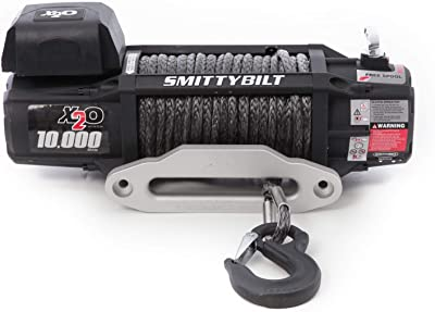Smitty Bilt X20 Comp Winch