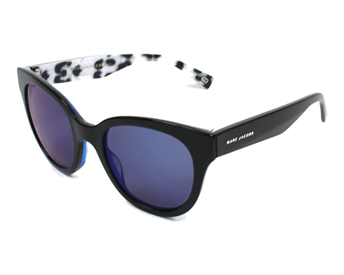 Womens Marc 231/S XT E5K Sunglasses, Bkblgltt Cry/Grey Grey, 50 Marc Jacobs