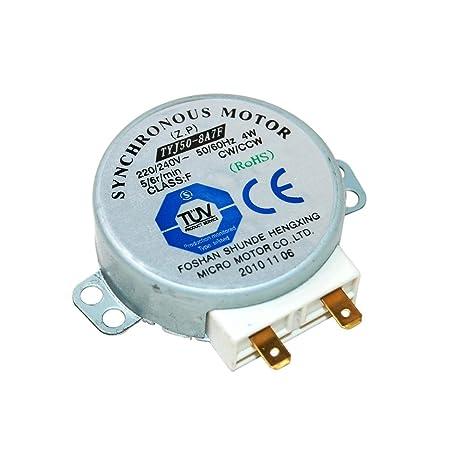 Genuine IKEA microondas microondas giradiscos Motor: Amazon ...