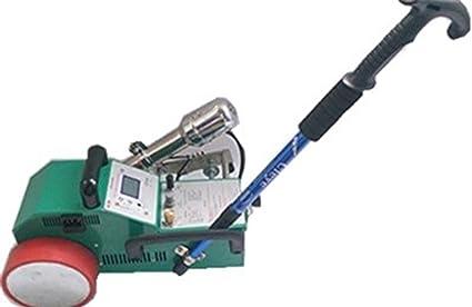 hanchen Air soldadura máquina lc3000 C PVC pancarta de soldadura máquina Leister. Calefacción Con 1800