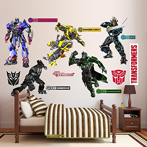 Fathead Transformers Age of Extinction Collection Real Big Wall Decal