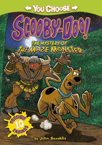 The Mystery of the Maze Monster (You Choose Stories: Scooby Doo)