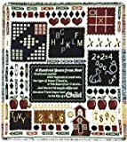 "Simply Home A Hundred Years From Now Teacher Inspirational Afghan Throw Blanket 48"" x 60"" SKU 297"
