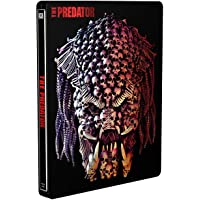 The Predator - Steelbook (Blu-Ray)