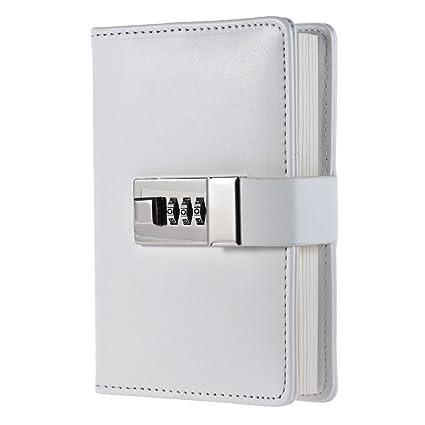 Walmeck Vintage Pocket Notebooks Journals Planner Agenda ...