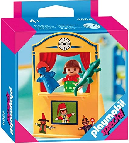 Playmobil Puppet Show
