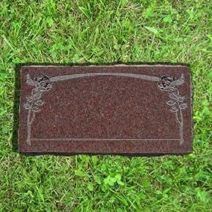 India red granite monument gravemarker - Decorative stones online india ...
