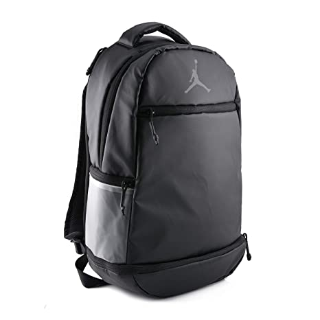 f6ac942f3c74 Nike Air Jordan Skyline Weathered Backpack (Black)  Amazon.ca  Luggage    Bags