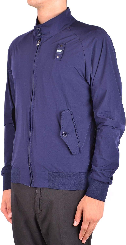 Luxury Fashion | Blauer Heren MCBI35297 Donkerblauw