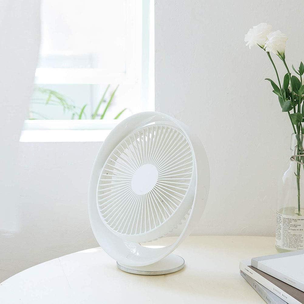 Portable USB Fan Desktop Electric Fan ILVYTS Electric Fans,USB Desk Fan