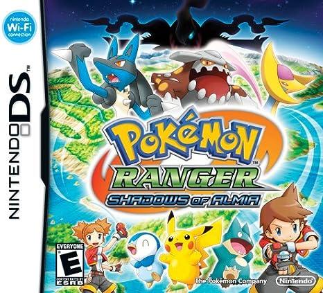 Nintendo Pokémon Ranger - Juego (Nintendo DS, Acción / Aventura, E ...