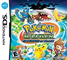 DS Pokemon Ranger: Shadows of Almia - Wii U [Digital Code]