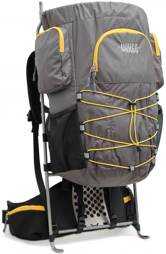 Vargo Ti-Arc Backpack -Best external frame backpack for hiking