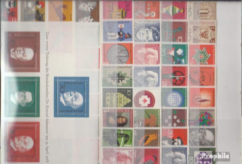 Prophila Collection RFA (RFA.Alemania) 800 Diferentes Sellos (Sellos para los coleccionistas)