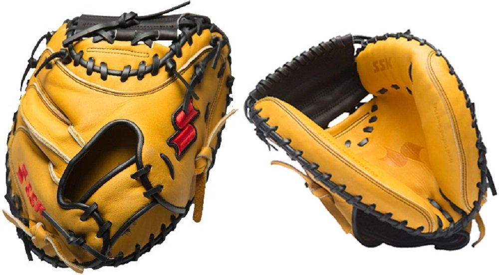 SSK S16200CT2P 33 Select Professional Series Baseball Catchers Mitt New!