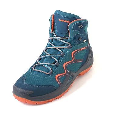 Chaussures Lowa bleues garçon aoTl0