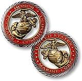 Core Values - U.S. Marines Challenge Coin…