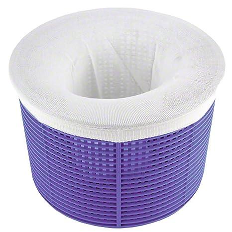 Vitasemcepli 10 Calcetines Skimmer Piscina Cesta para filtrare Pelo Hojitas Moscas