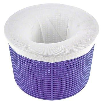 CCMART Calcetines de Piscina, filtros para cestas y esquímeras, Malla Fina para Calcetines de