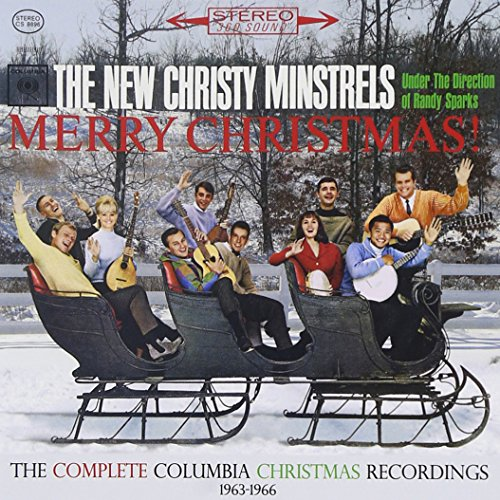Merry Christmas! The Complete Columbia Christmas Recordings 1963-1966 (Christmas New Music Cds)