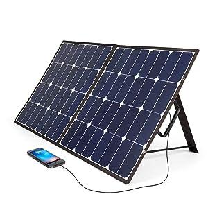 100W  BougeRV ソーラーパネル
