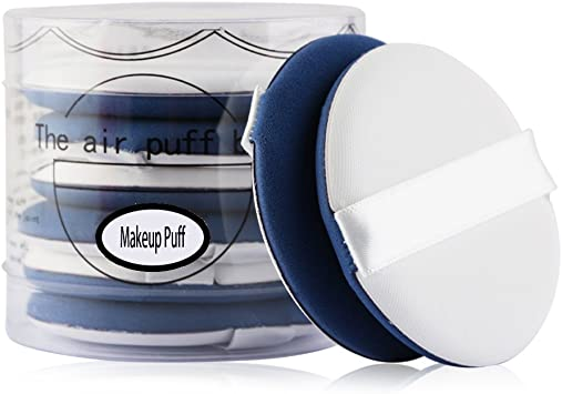 Gracelaza set de 8 aire esponjas para aplicar maquillaje - Ideal ...