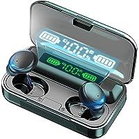 Wireless Earbuds Headphones, Bluetooth 5.0 Sport Earphones with Wireless Charging Case, IPX7 Waterproof Deep Bass…