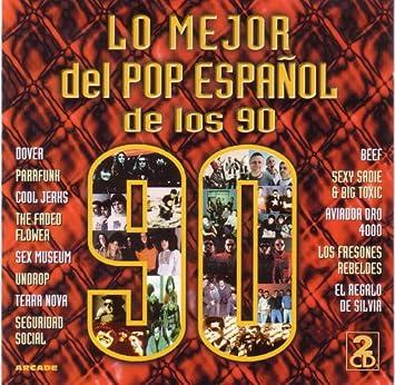 Lo Mejor Del Pop Español De Los 90 Varios Amazon Es Música