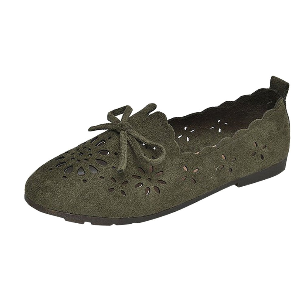 Anguang Femmes Mocassins Confort Conduite B01K4LD9W0 Plat Mocassins Slippers Chaussure Conduite Slip on Loafers Vert#2 3d28ed8 - latesttechnology.space