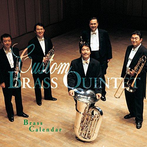 Brass Calendar: X. October.