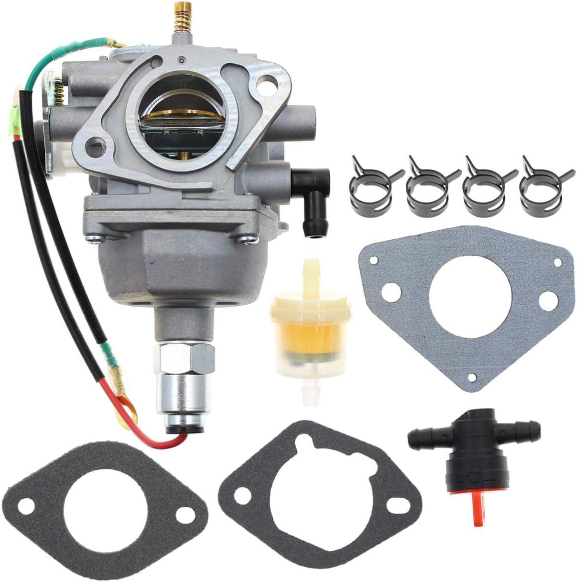 Carbhub 32 853 08-S Carburetor for Kohler SV710 SV725 SV730 SV735 SV740 SV830 Courage Engine Motor Craftsman Lawn Mower Tractor Toro 59008 74375 74823 Replaces 32-853-12-S 32 853 08-S