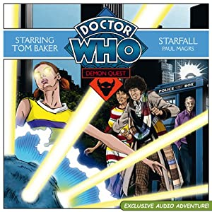 Doctor Who: Demon Quest 4 - Starfall Radio/TV Program