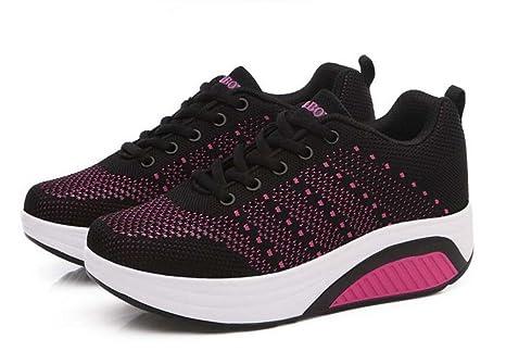 brand new 746bc d5b89 SHINIK Sneakers casual da donna Scarpe sportive traspiranti ...