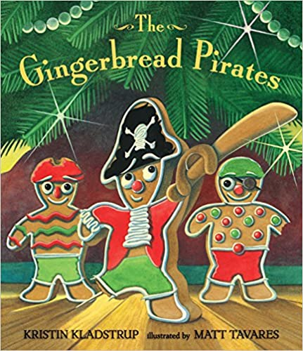 The Gingerbread Pirates Book Cover