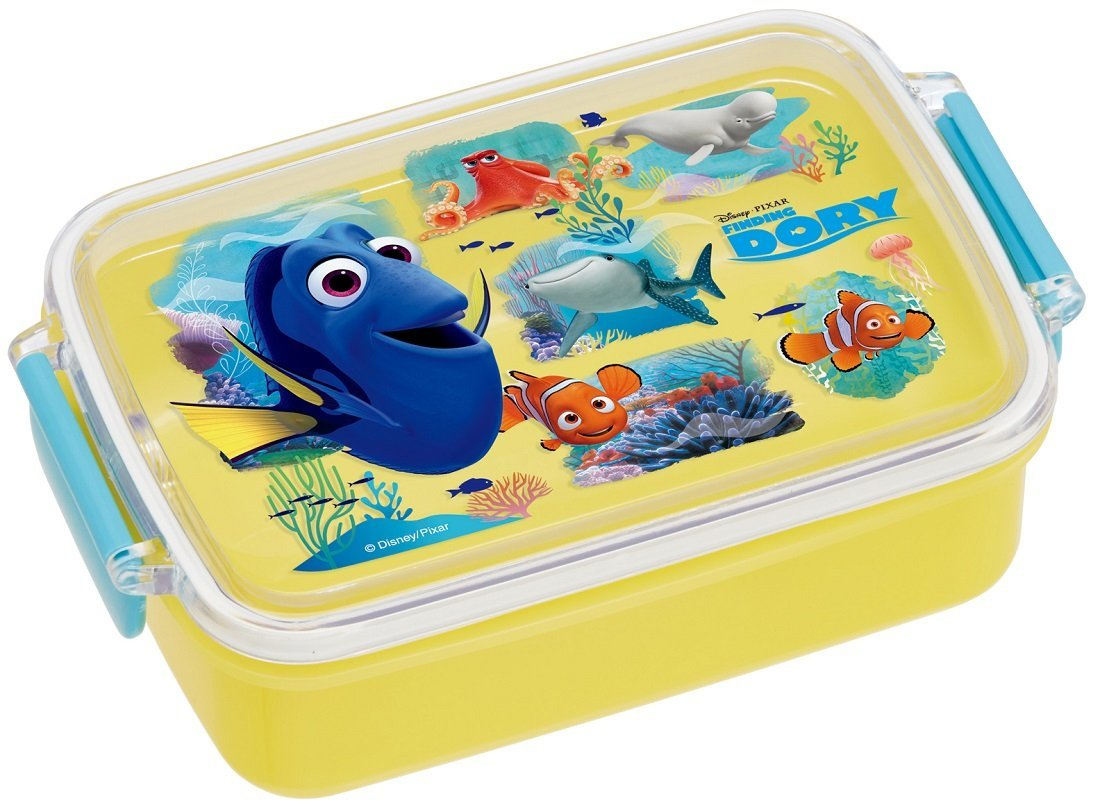 Tight Lunch Box 450 ml Finding Dory RB3 A by Skater RB3A