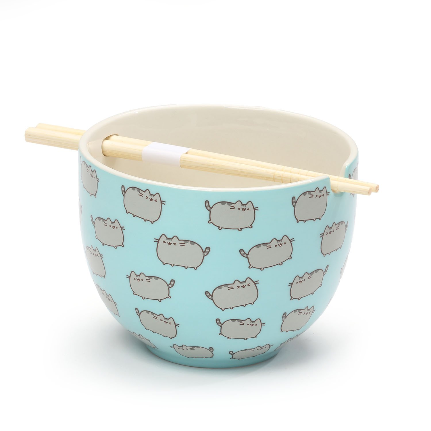 Our Name is Mud 6000288 Onim Pusheen Bowl Rice, Multi Gund