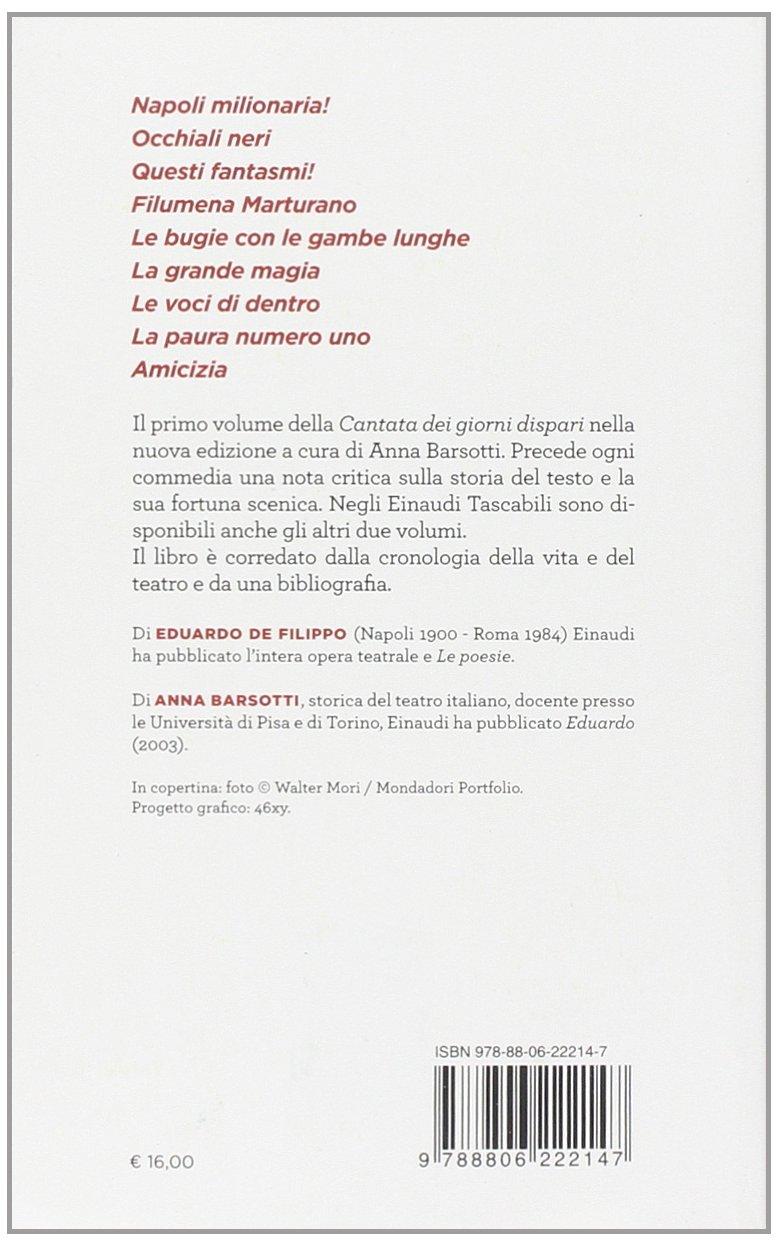 Disegno la cucina di eduardo : Amazon.it: Cantata dei giorni dispari - Eduardo De Filippo - Libri