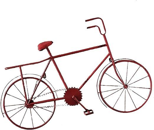 QBDS Bicicleta Decoración para Colgar En La Pared Decoración De ...