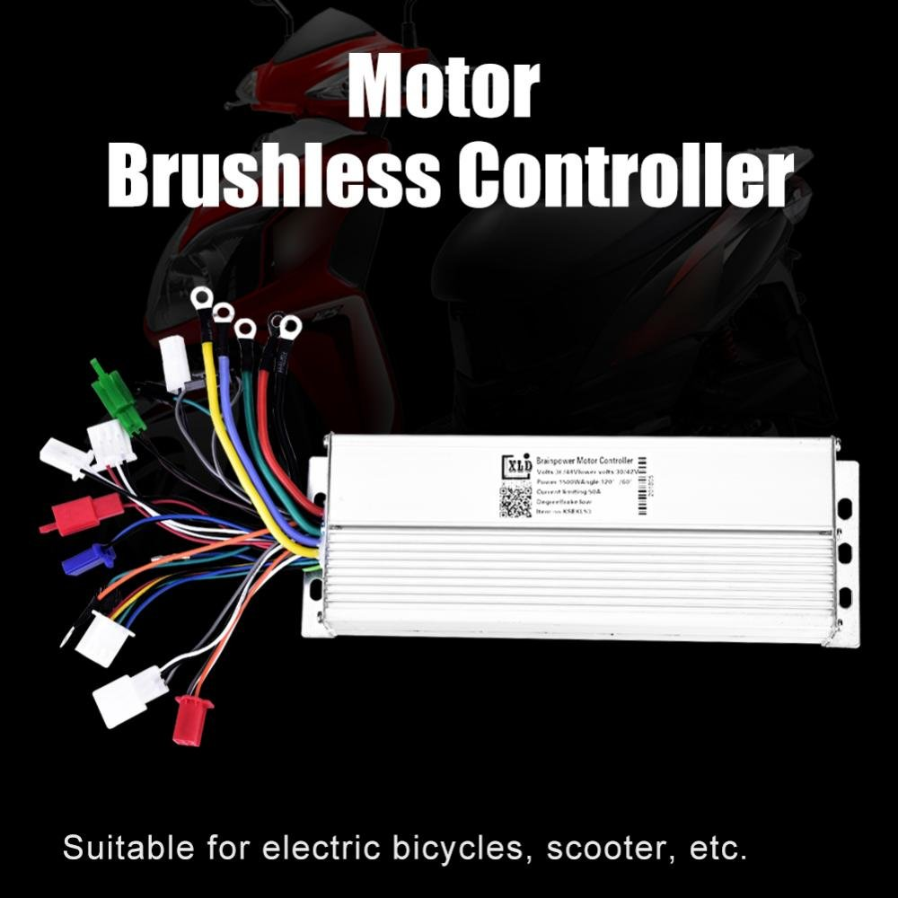 Brushless Motor Controller, Electric Motor Controller Brush ...