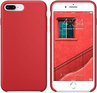 coque pour iphone 7 plus rouge