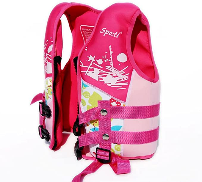 Titop Swim Vest para niños Infant Swim Trainer Chaleco para bebés Kids Chaleco Flotante Color