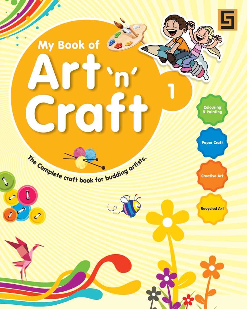 Buy My Craft Book 1 Book Online At Low Prices In India My Craft