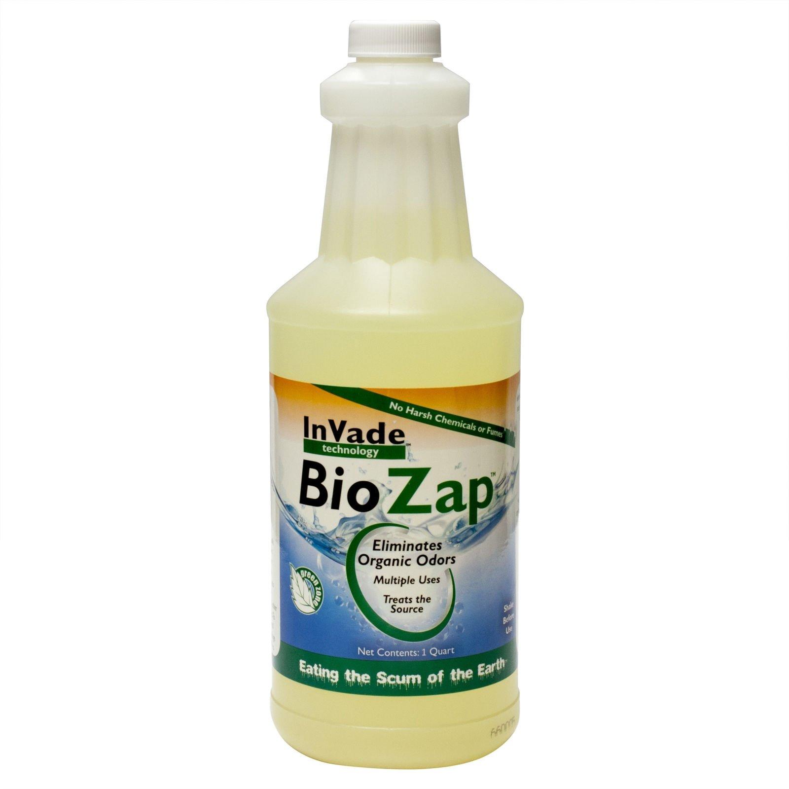 InVade Bio Zap Odor Eliminator -QT